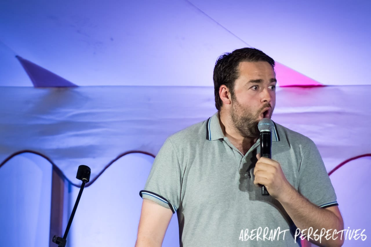 Stand up comedy photographer