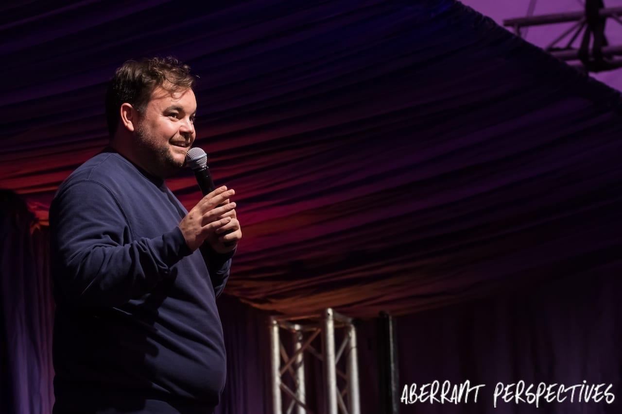Lloyd Griffith Comedian