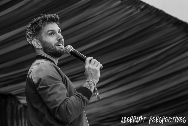 Joel Dommett – Lies, friendships and that video – Latitude Festival 2017