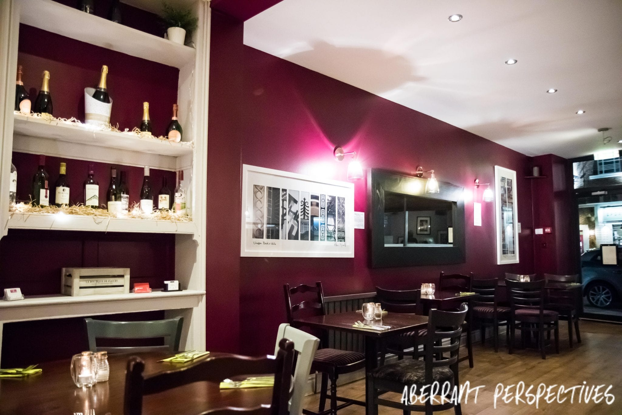 The Flixton Restaurant Review
