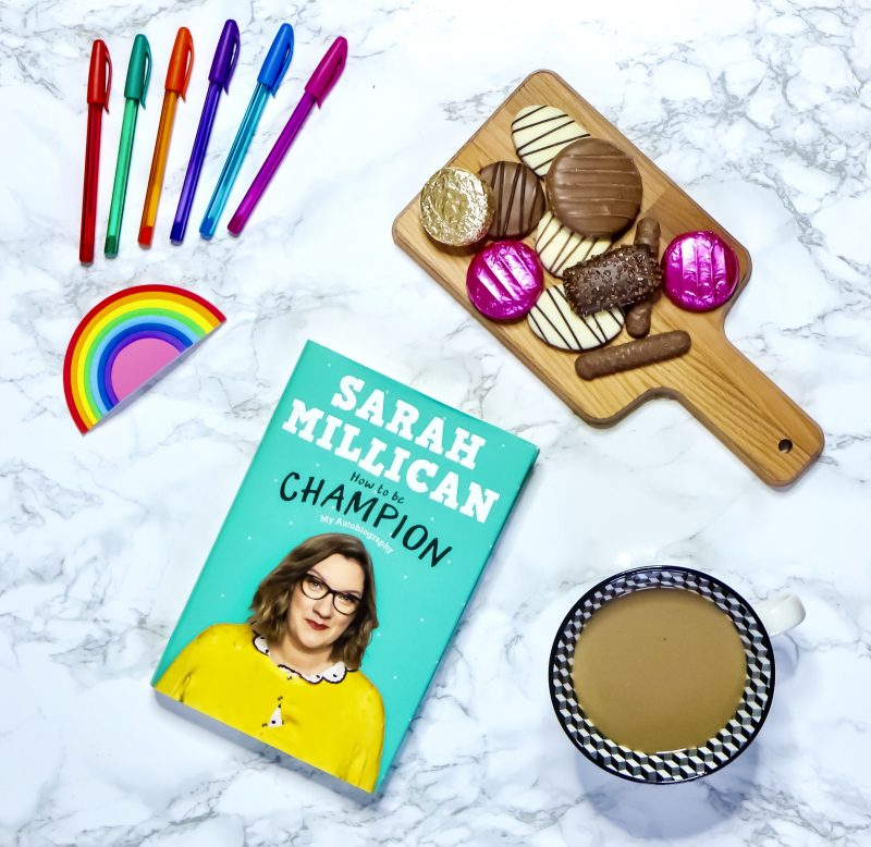 Sarah Millican – How to be Champion – Book Review.
