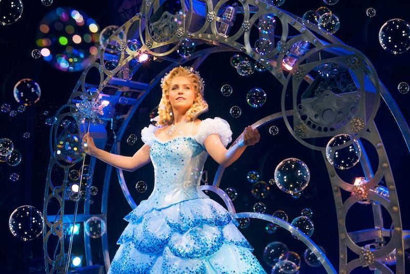 Wicked at the Palace Theatre