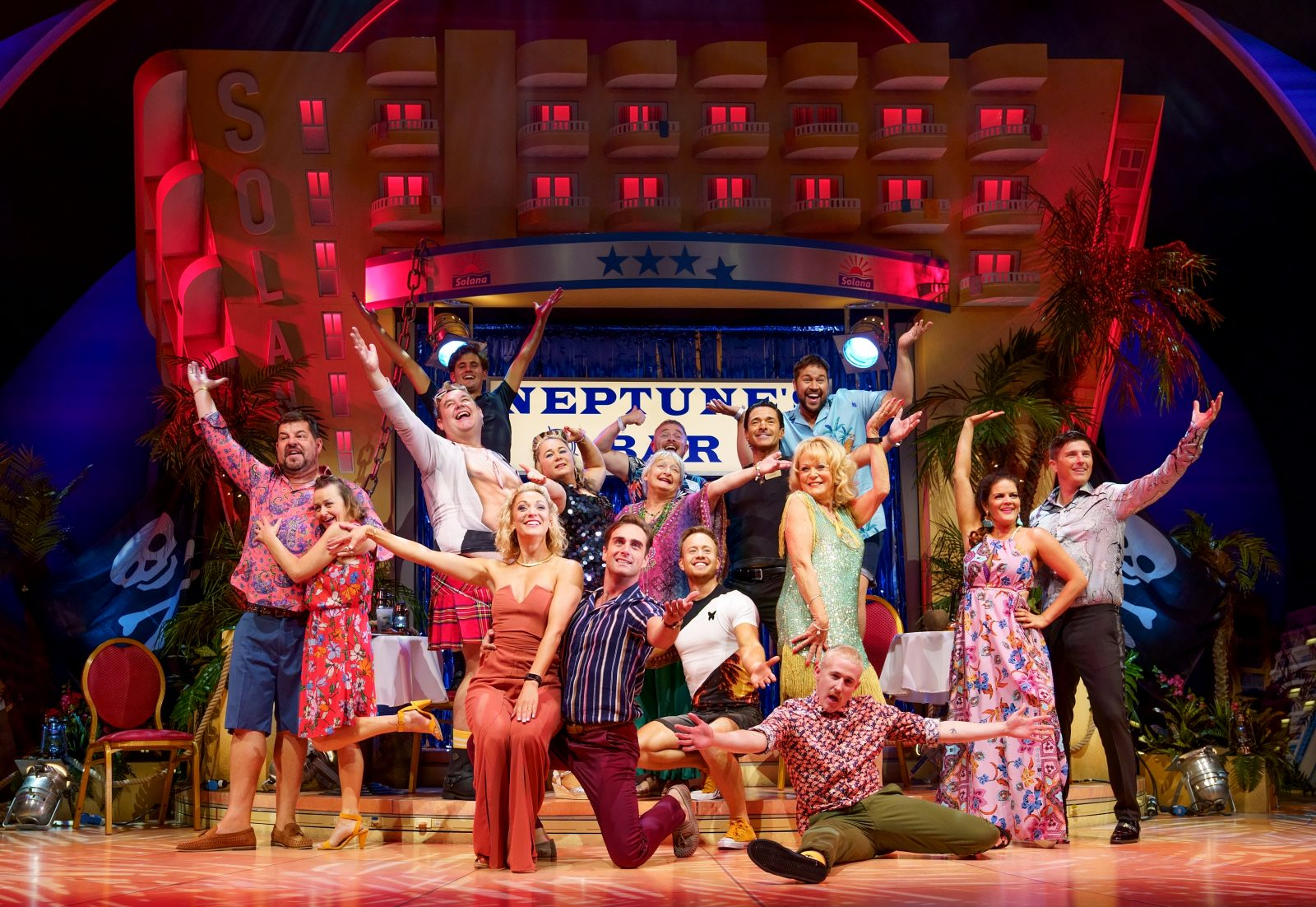 Benidorm Live at the Palace Theatre