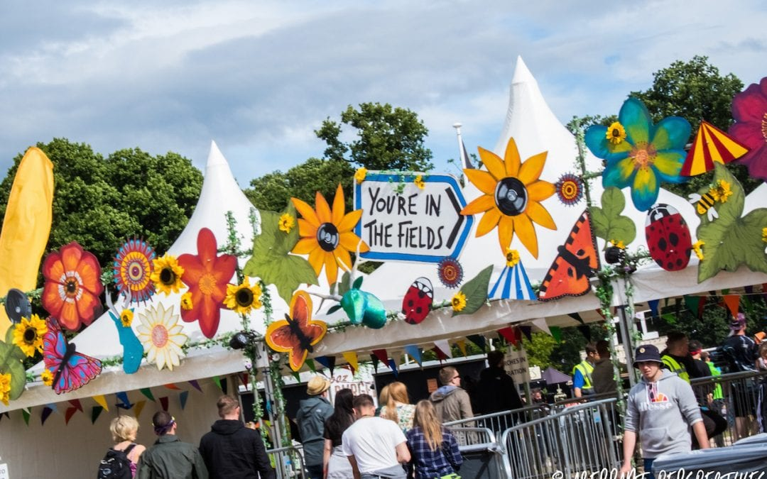See You In The Fields – Who's Calling Me to Kendal Calling