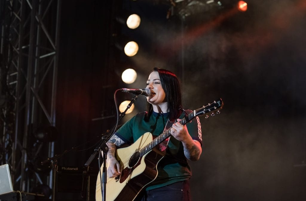 Lucy Spraggan - I hope you don't mind me writing Isle of Wight Festival
