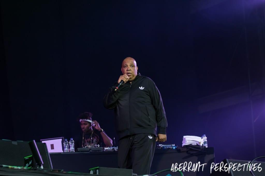 Interview - Run DMC performing Isle Wight Festival 2017