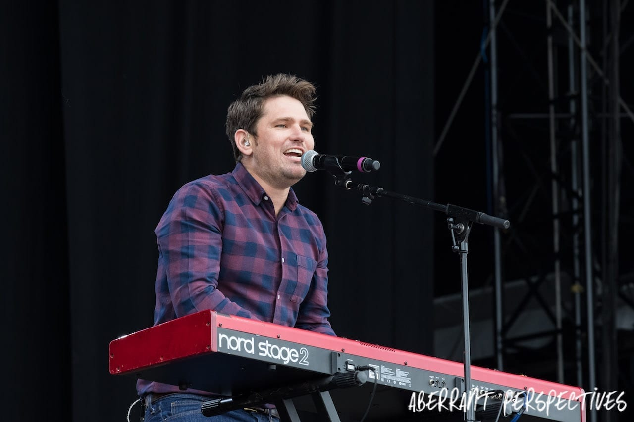 Scouting for Girls - Mainstage at Ilse of Wight Festival