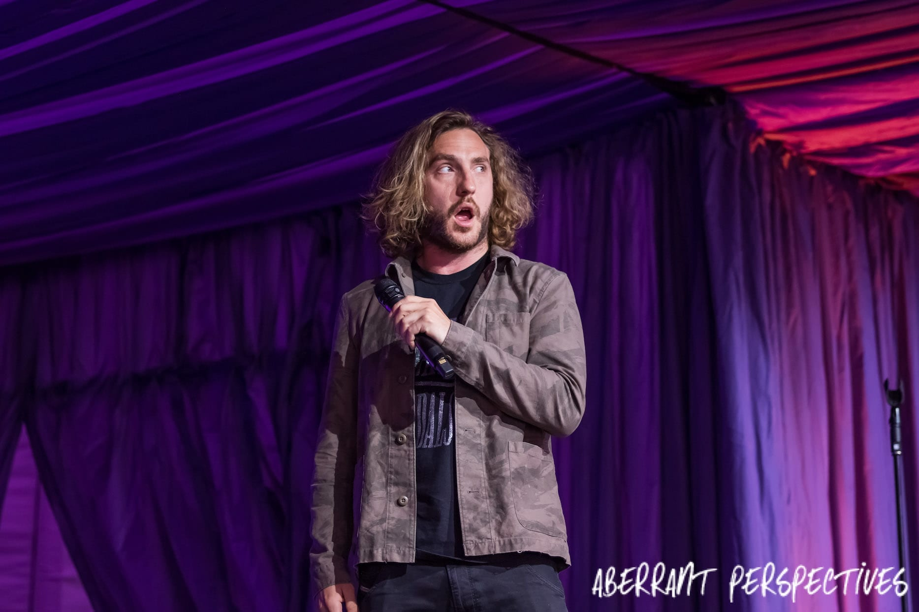 Seann Walsh – Latitude Festival Performance Review
