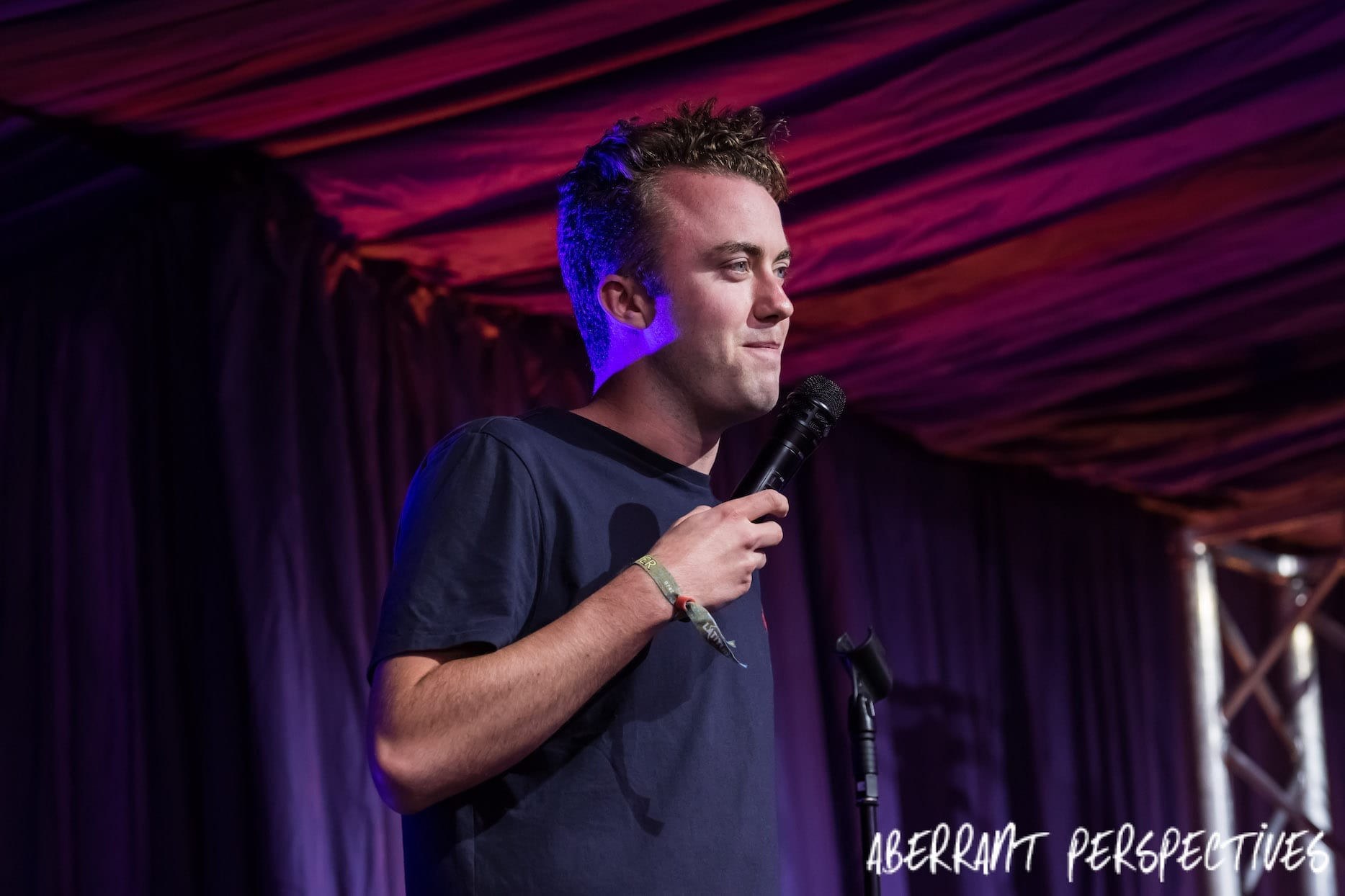 Tom Lucy Comedian