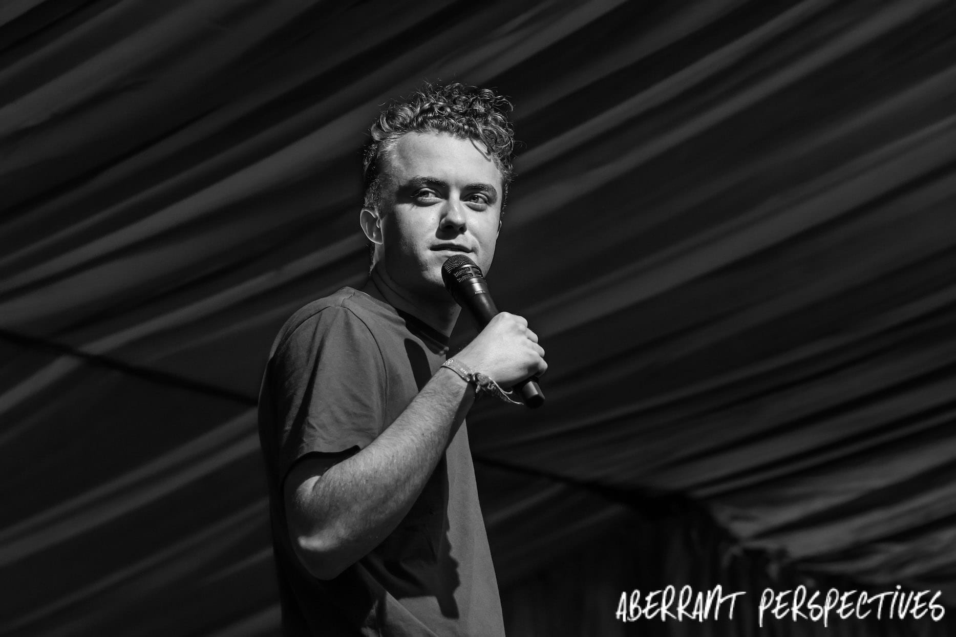 Tom Lucy Comedian – Latitude Festival Review