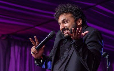 Nish Kumar – Performance review at Latitude Festival