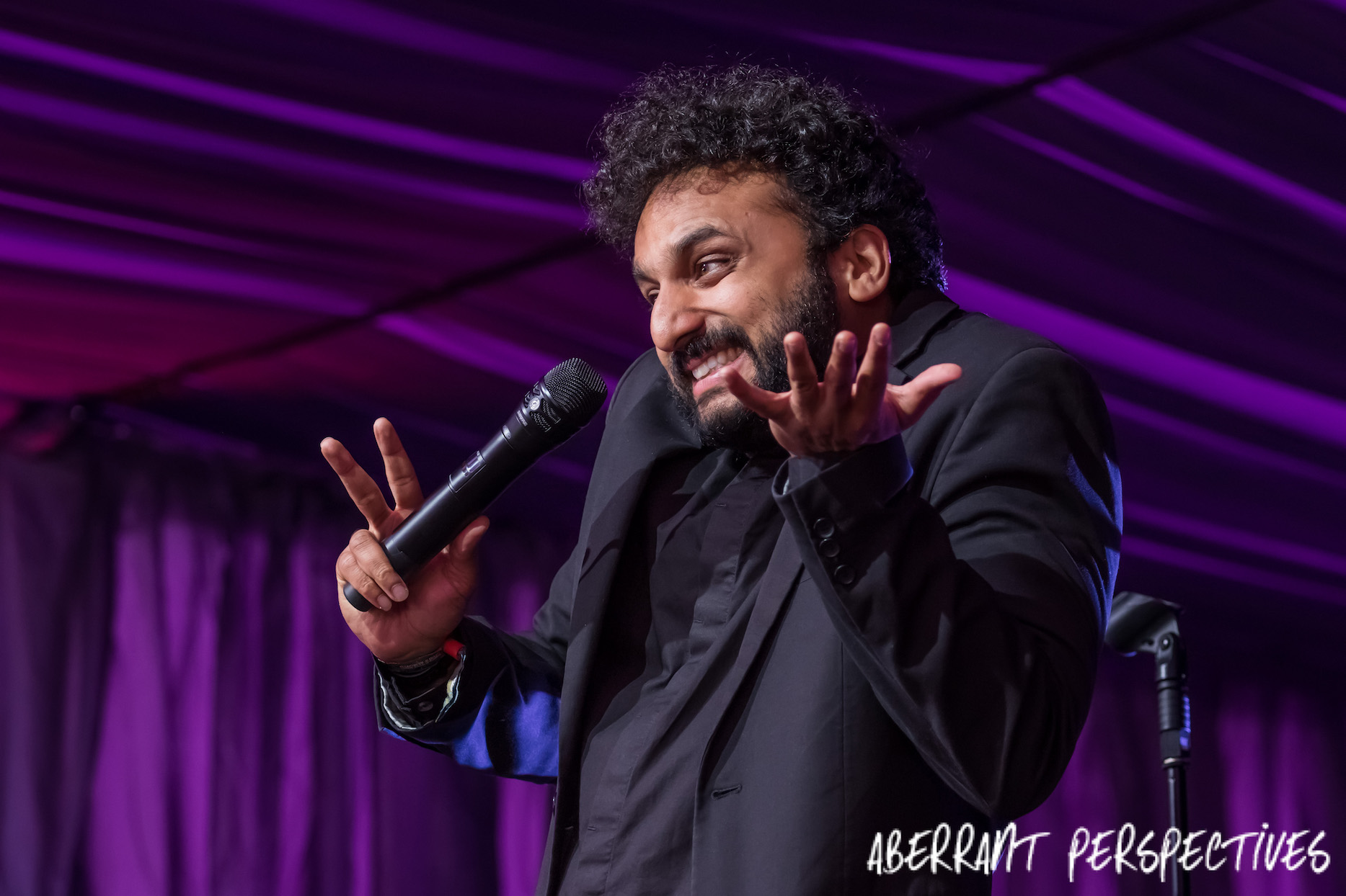 Nish Kumar – Performance review at Latitude Festival