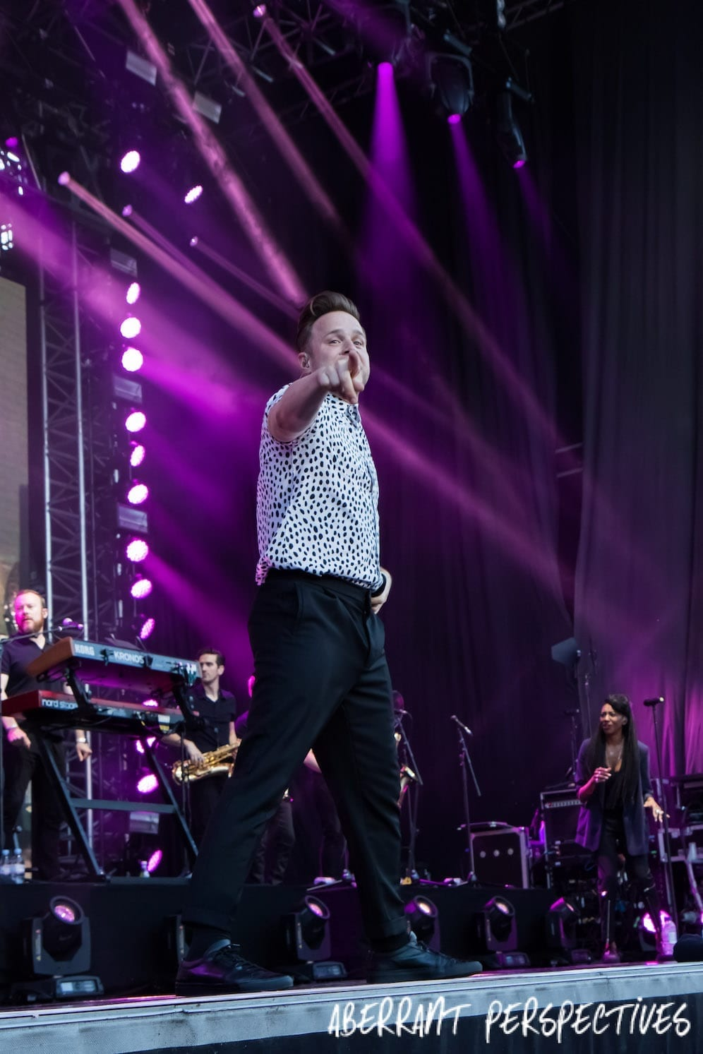 Olly Murs Scarborough Open Air Theatre Review