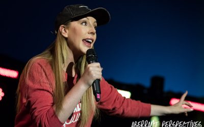 Katherine Ryan – Glitter Room – Review