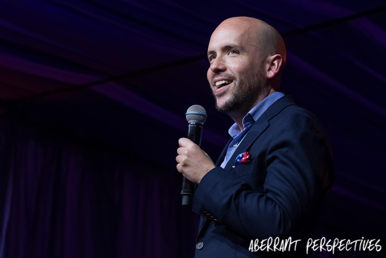 Tom Allen Absolutely: Tom Allen comedian Latitude 2017 Comedy Tent