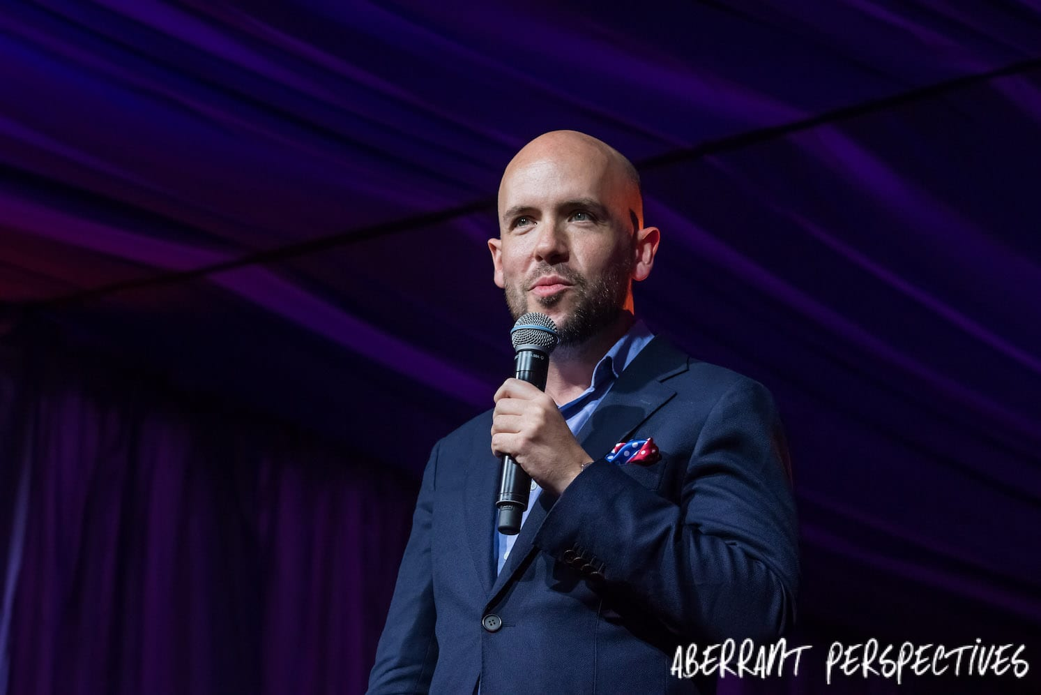 Tom Allen Comedian – Fabulous and Flirty – Latitude Festival 2017
