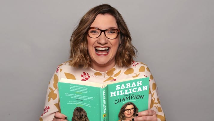 Sarah Millican How to be Champion Book Review
