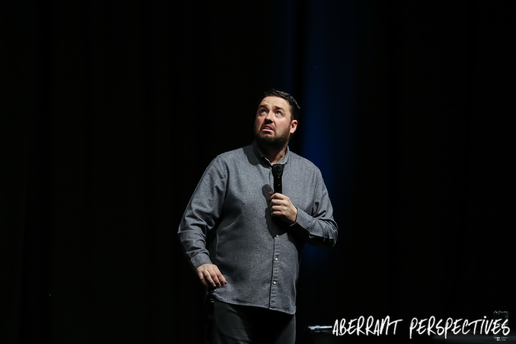 Jason Manford Muddle Class Review