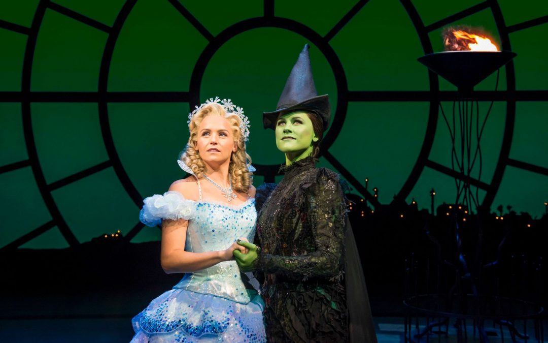 Wicked at the Palace Theatre Manchester – Performance Review.