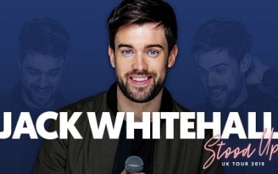 Jack Whitehall – Stood Up – Review – Manchester Arena.