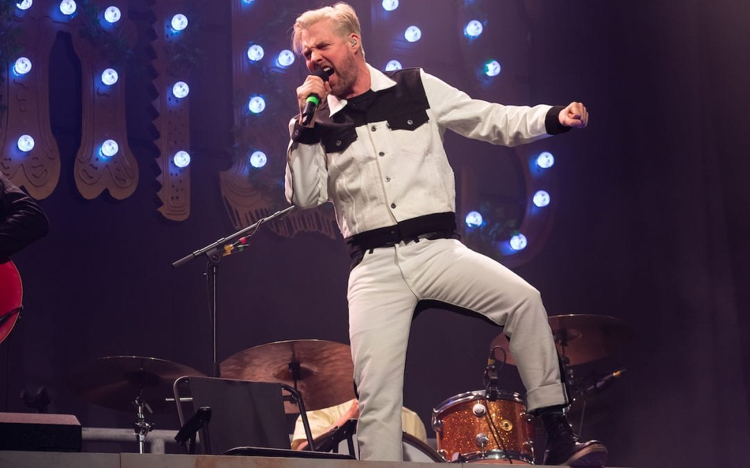 The Kaiser Chiefs Duck Tour Review – Hull Bonus Arena.