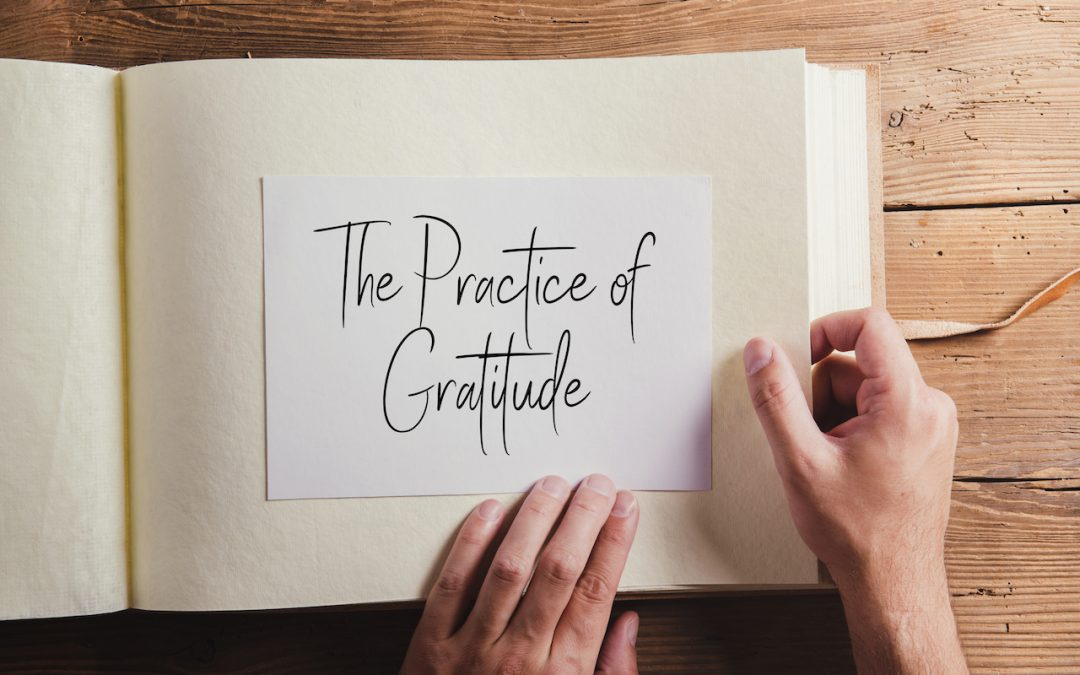 The Practice of Gratitude – The Visual Method.